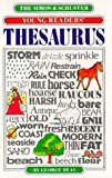 Beal, George: Simon and Schuster Young Reader&#39;s Thesaurus