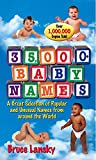 Lansky, Bruce: 35,000+ Baby Names