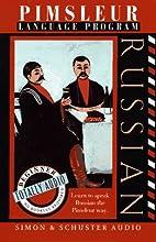 Pimsleur Language Program: Russian by Paul…