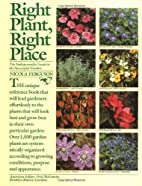 Right Plant, Right Place: The Indispensable…