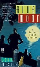 Blue Moon by John Leslie