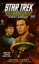 Invasion #1: First Strike (Star Trek, Book…