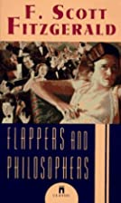 Flappers and Philosophers by F. Scott…