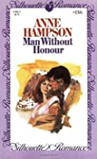 Man Without Honour by Anne Hampson