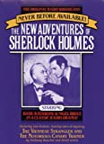 Anthony Boucher: The New Adventures of Sherlock Holmes: The Viennese Strangler and The Notorious Canary Trainer (The Original Radio Broadcasts)