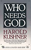 Kushner, Harold: Who Needs God? Cassette