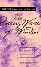 The Merry Wives of Windsor by William…