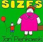 Sizes by Jan Pieńkowski