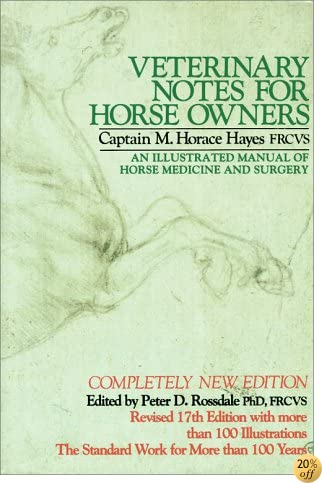 TVeterinary Notes For Horse Owners: An Illustrated Manual Of Horse Medicine And Surgery