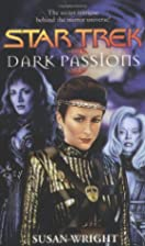 Dark Passions, Book One of Two by Susan…