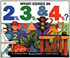 What Comes in 2's, 3's, & 4's? by Suzanne…