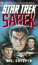 Sarek (Star Trek) by A.C. Crispin