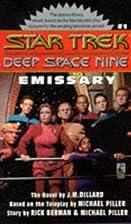Emissary by J. M. Dillard
