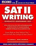 Lieberman, Leo: Sat II Writing/Scholastic Assessment Test