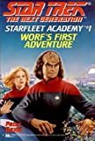 David, Peter: Worf's First Adventure