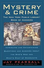Mystery and Crime: The New York Public…