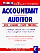 Arco Accountant / Auditor 8E by Michael…