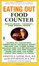 Eating Out Food Counter by Annette B. Natow