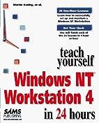 Sams Teach Yourself Windows NT 4 Workstation…