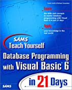 Sams Teach Yourself Database Programming…