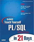 Sams Teach Yourself PL/SQL in 21 Days (2nd…