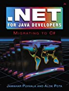 .NET for Java Developers: Migrating to C# by…