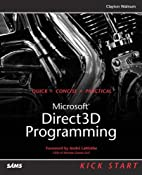 Direct3D Programming Kick Start by Clayton…
