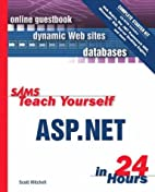 Sams Teach Yourself ASP.NET in 24 Hours:…