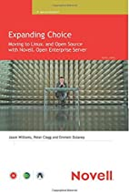 Expanding Choice: Moving to Linux and Open…