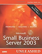 Microsoft Small Business Server 2003…