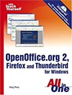 Sams Teach Yourself OpenOffice.org 2,…