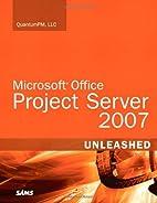 Microsoft Office Project Server 2007…