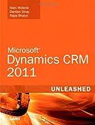 Microsoft Dynamics CRM 2011 Unleashed by…