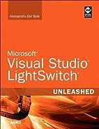 Microsoft Visual Studio LightSwitch…