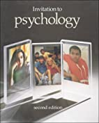 Invitation to Psychology by M. Ragland