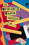 Lester, James D.: The Research Paper Handbook