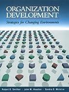 Organization Development: Strategies for…