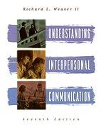 Understanding interpersonal communication by…
