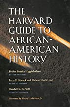 The Harvard guide to African-American…