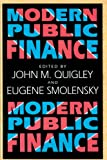 Quigley, John M.: Modern Public Finance