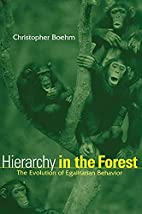 Hierarchy in the Forest: The Evolution of…