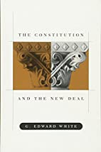 The Constitution and the New Deal by G.…