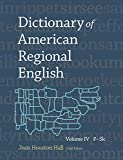Hall, Joan Houston: Dictionary of American Regional English: P-Sk