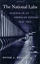 The National Labs: Science in an American…
