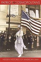 Patriots and Cosmopolitans: Hidden Histories…