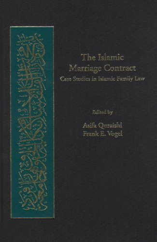 the-islamic-marriage-contract-case-studies-in-islamic-family-law-harvard-series-in-islamic-law