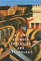 The Race between Education and Technology by…