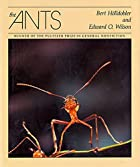 The Ants by Bert Hölldobler
