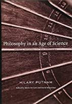 Philosophy in an Age of Science: Physics,…