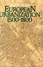 European urbanization, 1500-1800 by Jan de…